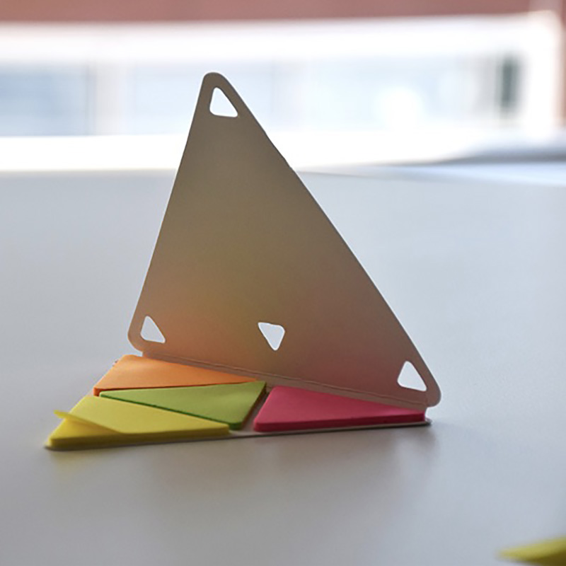post-it welcome pack